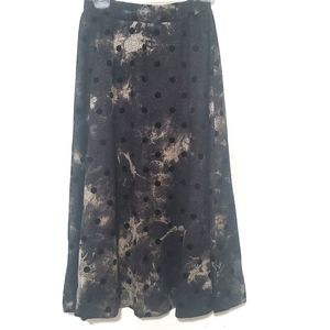 2for$30!! Maxi winter skirt, size small